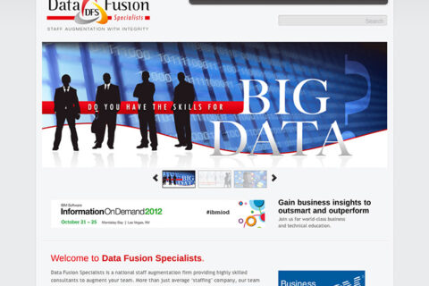 Data Fusion Specialists – Case Study
