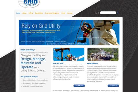 Grid Utility – Case Study