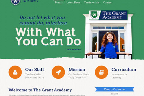 The Grant Academy – Case Study