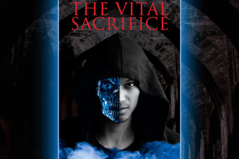 Vital Sacrifice – Book Cover Design